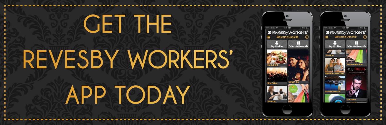 Revesby Workers' App