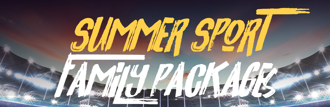 Win 1 Of 20 Summer Sport Family Packages