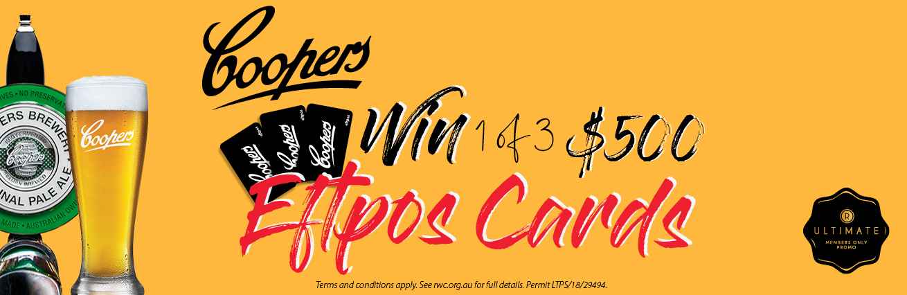 Win 1 Of 3 Eftpos Cards