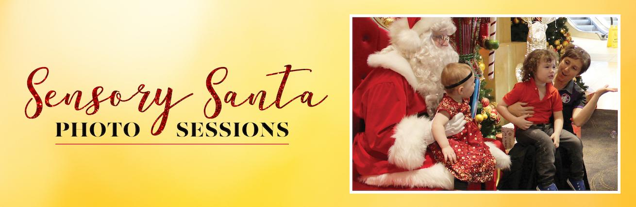 Sensory Santa Photos 2019