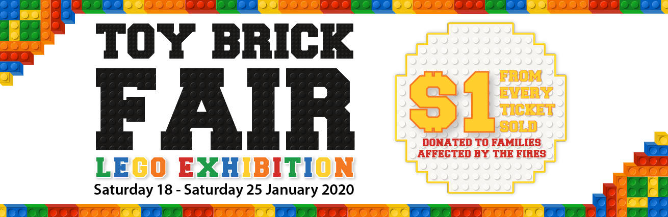 Toy Brick Fair - Lego Exhibition