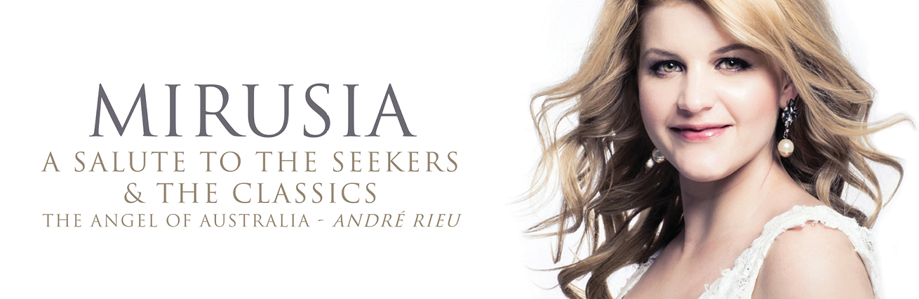 Mirusia - A Salute to the Seekers & The Classics
