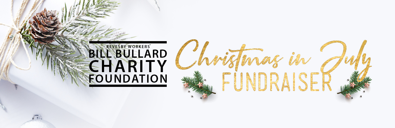 Charity Fundraiser - Christmas In July